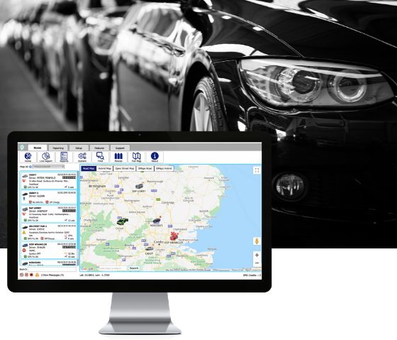Car_Tracking_Fleet