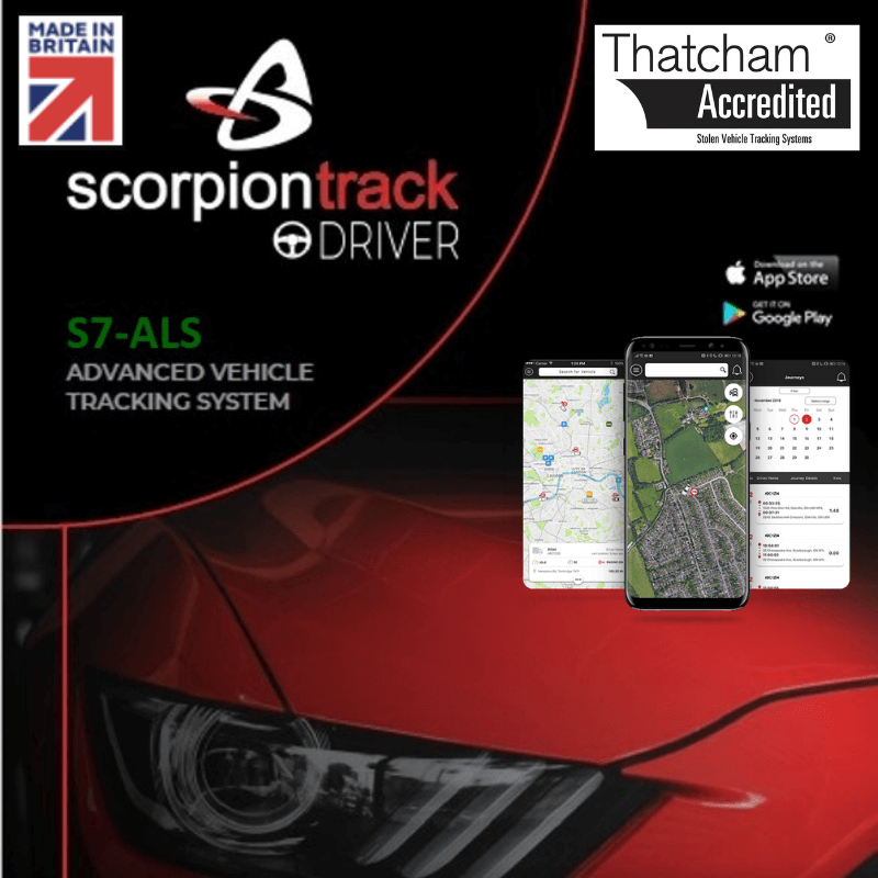 S7 Vehicle Tracker Lincolnshire