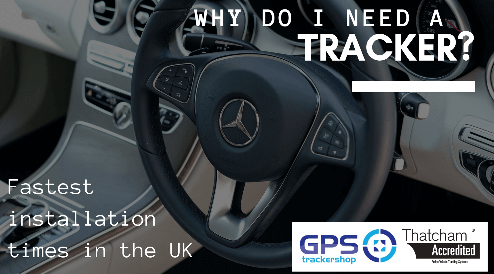 Mercedes Vehicle Trackers