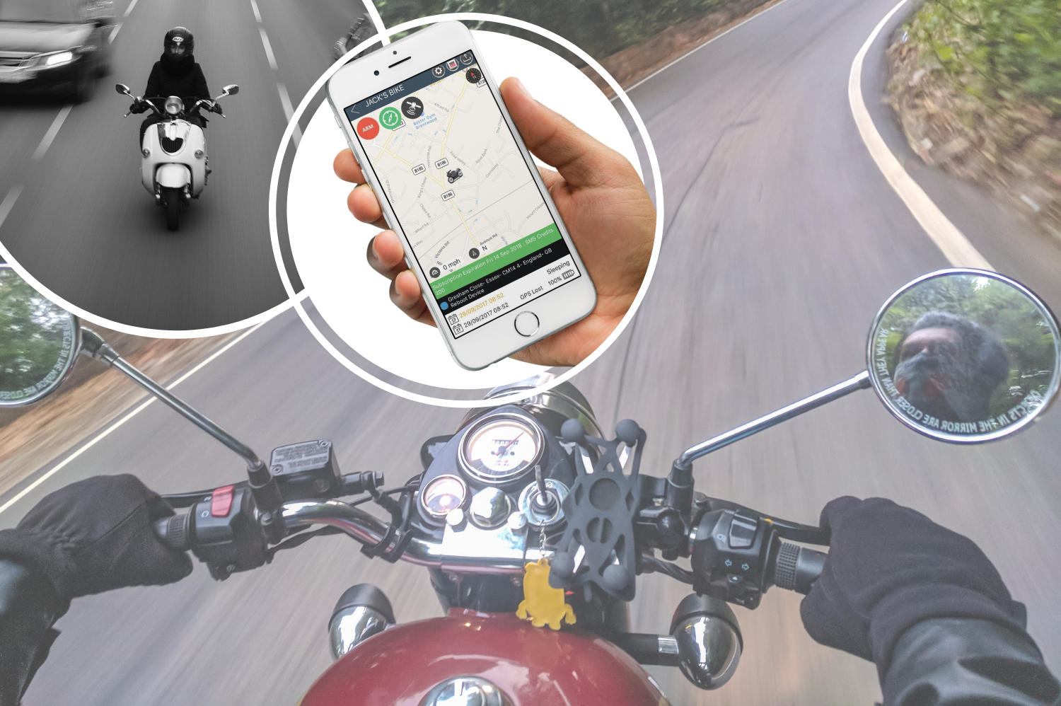 Motorcycle Trackers