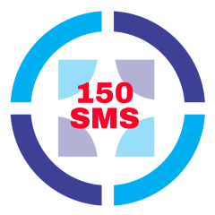 150 SMS Credits
