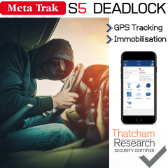 Meta Trak S5 Deadlock w/ Driver Immobilisation