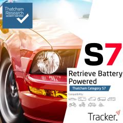 S7 TRACKER Retrieve (Battery Powered)