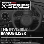 Scorpion X-Series Immobiliser