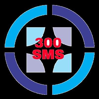 300 SMS Credits