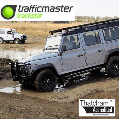 Land Rover Tracker- TrackStar CAT 6 Tracker