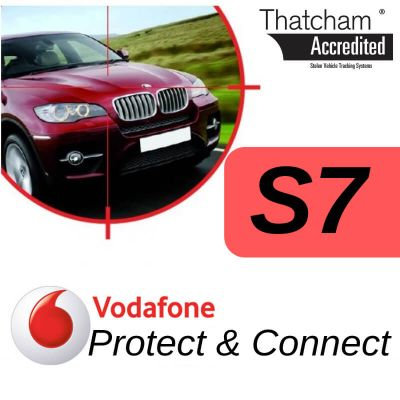 Vodafone Protect & Connect S7 VTS (Vehicle Tracking System)