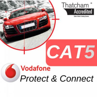 Vodafone Protect & Connect 5. CAT 5 Insurance Tracker