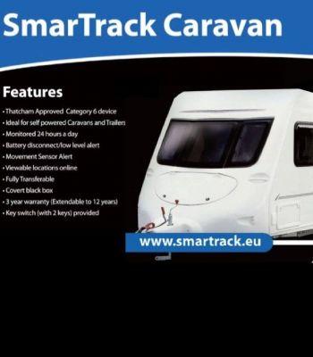 SmarTrack Caravan Protector- Caravan Tracker