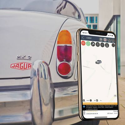 Classic Car Tracker
