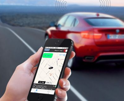 Security Vehicle Tracker