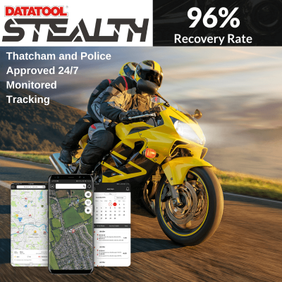 DataTool Stealth S5 Motorbike Tracker