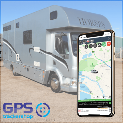 GPS HorseBox Tracker