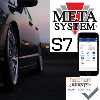 Meta Trak S7 Thatcham Approved Tracker