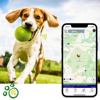 THE PAWPRINT GPS Pet Tracker