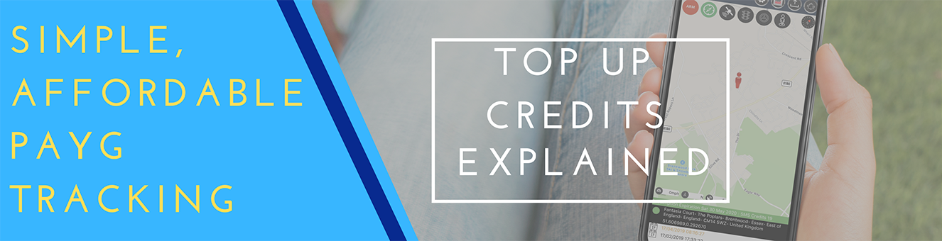 Top Up Credits Explained