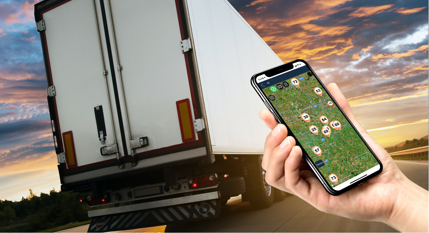 lorry-tracking