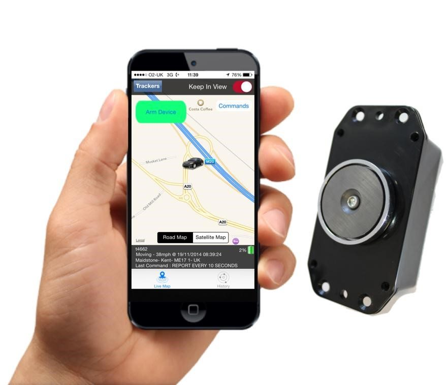 Ultimate Protection: Car Trackers