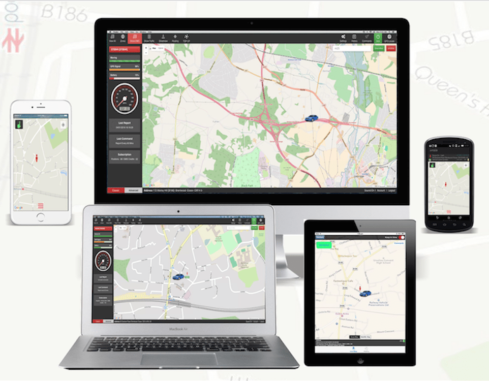 GPS TRACKERS IN BUSINESS: FLEET MANAGEMENT