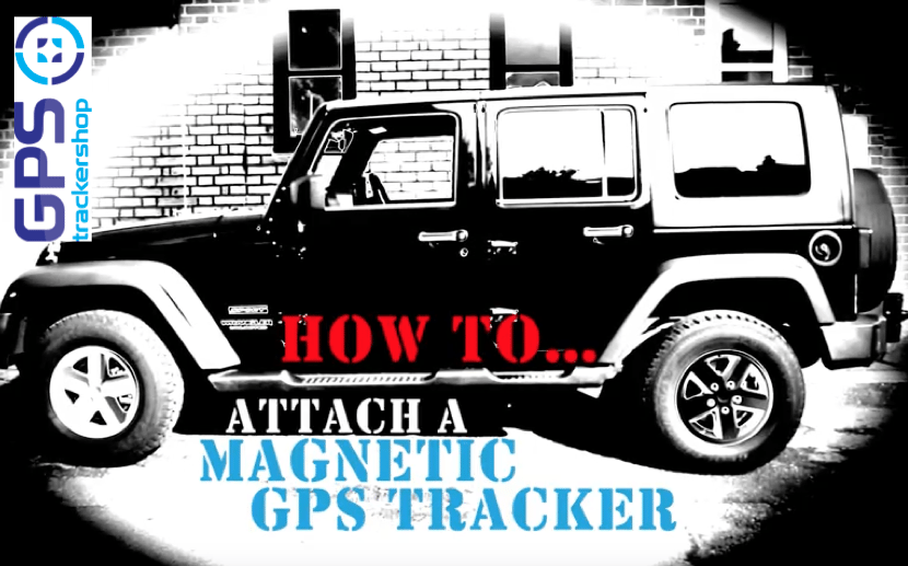 How To Attach a Magnetic Car Tracker