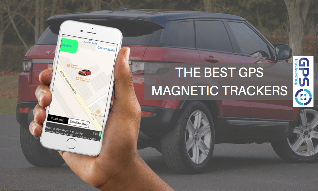THE BEST HIDDEN MAGNETIC GPS TRACKERS