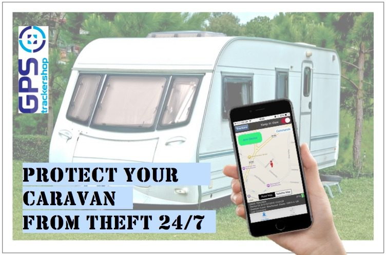 THE BEST CARAVAN TRACKERS