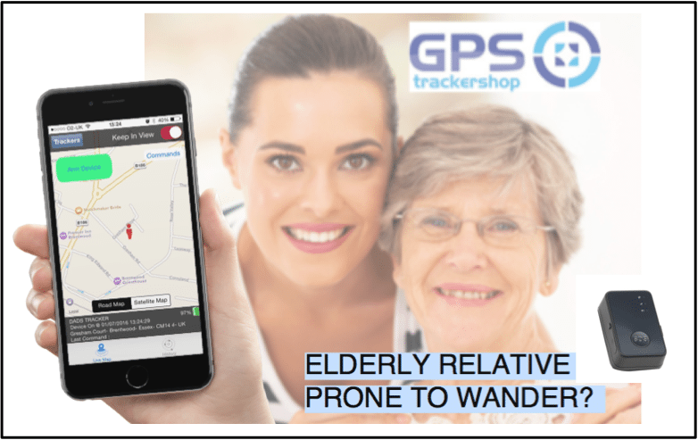 3 WAYS A DEMENTIA TRACKER PROTECTS AGAINST WANDERING