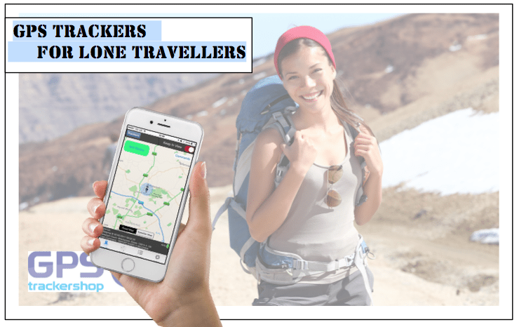 GPS TRACKERS FOR TRAVELLERS