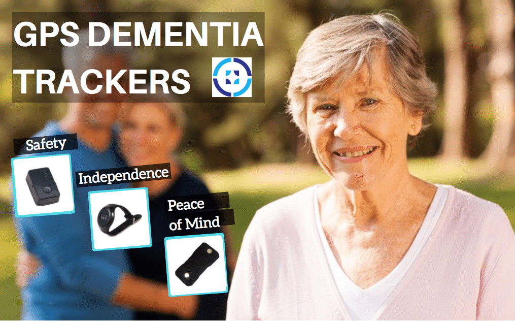 GPS DEMENTIA TRACKERS: Increasing independence and safety