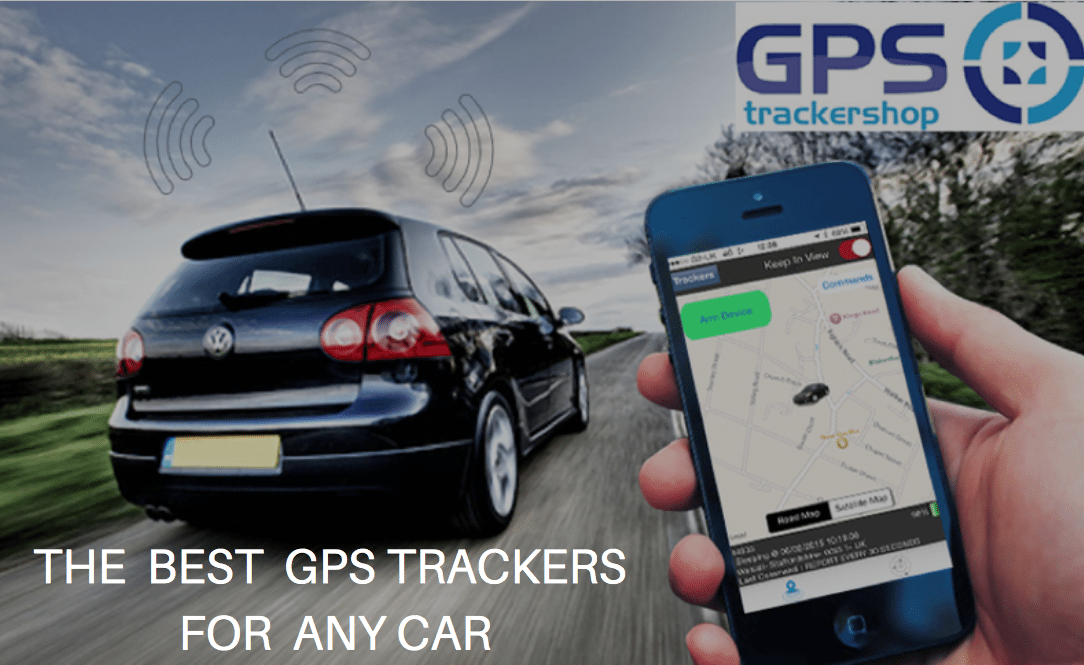 The Best GPS Car Trackers | Trackershop UK
