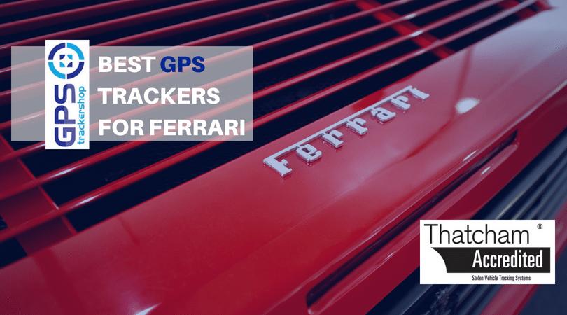 Car Trackers For Ferrari