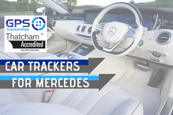 Car Trackers for Mercedes