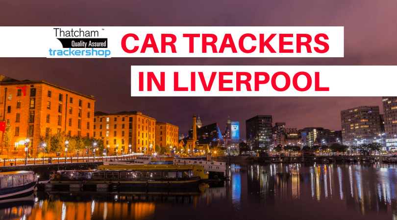 Car Trackers Liverpool
