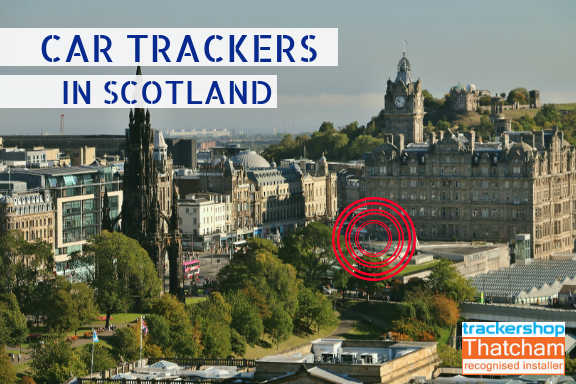 CAR TRACKERS IN SCOTLAND
