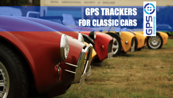 GPS TRACKERS FOR CLASSIC CARS