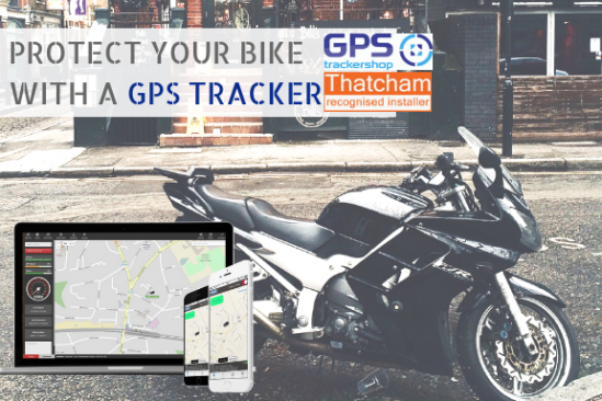 PROTECT YOUR BIKE WITH A GPS MOTORBIKE TRACKER