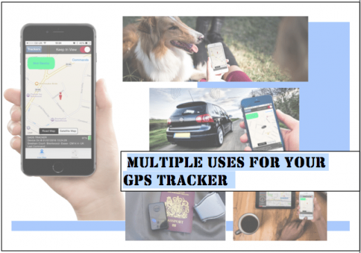 5 USES OF A TRACKERSHOP GPS TRACKER