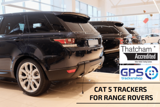 CAT 5 FOR RANGE ROVER- WHY YOU NEED ONE