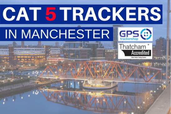 CAT 5 TRACKER FITTING IN MANCHESTER