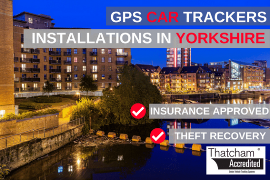CAR TRACKERS IN YORKSHIRE