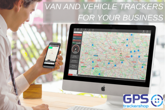 VAN TRACKERS FOR BUSINESSES