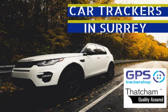 CAR TRACKERS SURREY