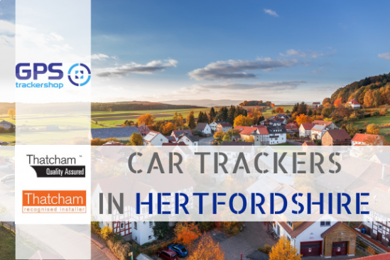 Car Trackers in Hertfordshire