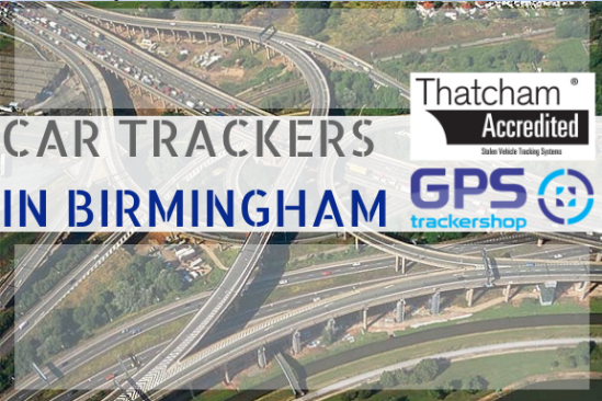 Car Trackers in Birmingham