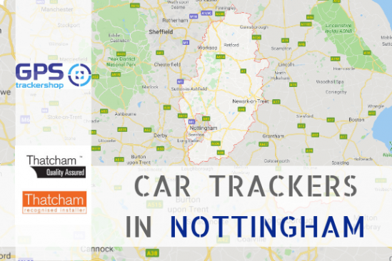CAR TRACKERS IN NOTTINGHAM