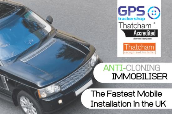 TRACKSTAR ADVANCE - BEST GPS CAR TRACKER WITH IMMOBILISER