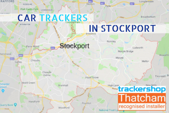CAR TRACKERS IN STOCKPORT