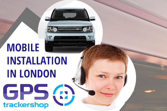 Vehicle Tracker Installation in London
