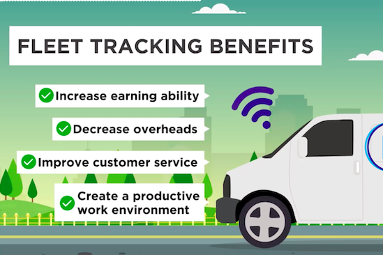 Business Vehicle Tracking System (To Increase Profits)
