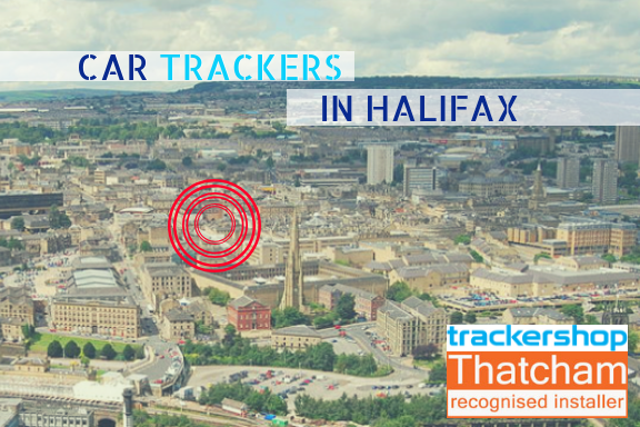 CAR TRACKERS IN HALIFAX
